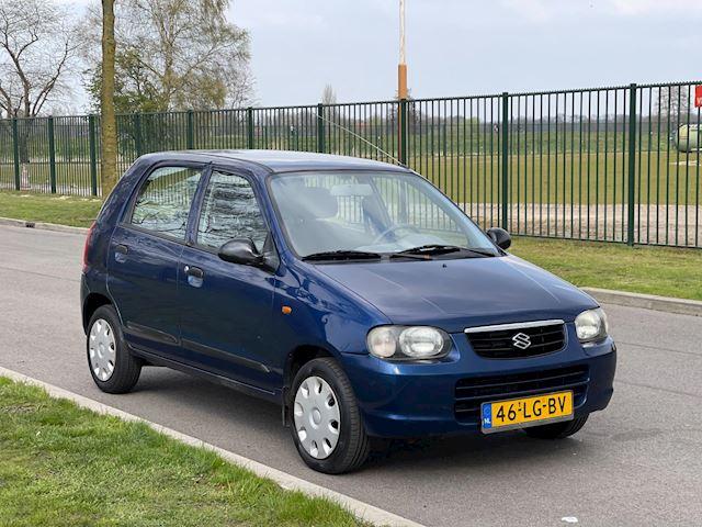 Suzuki Alto 1.1 GLS