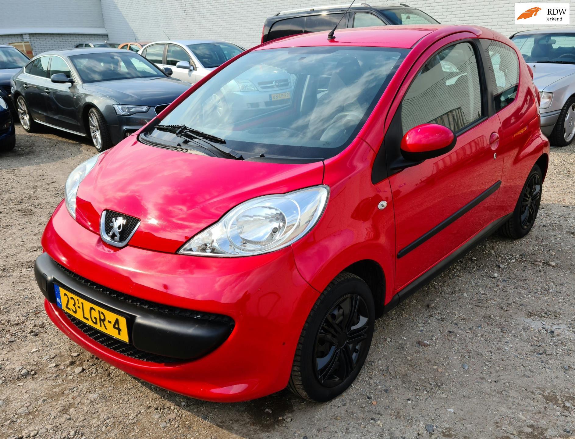Peugeot 107 occasion - DeAuto nl