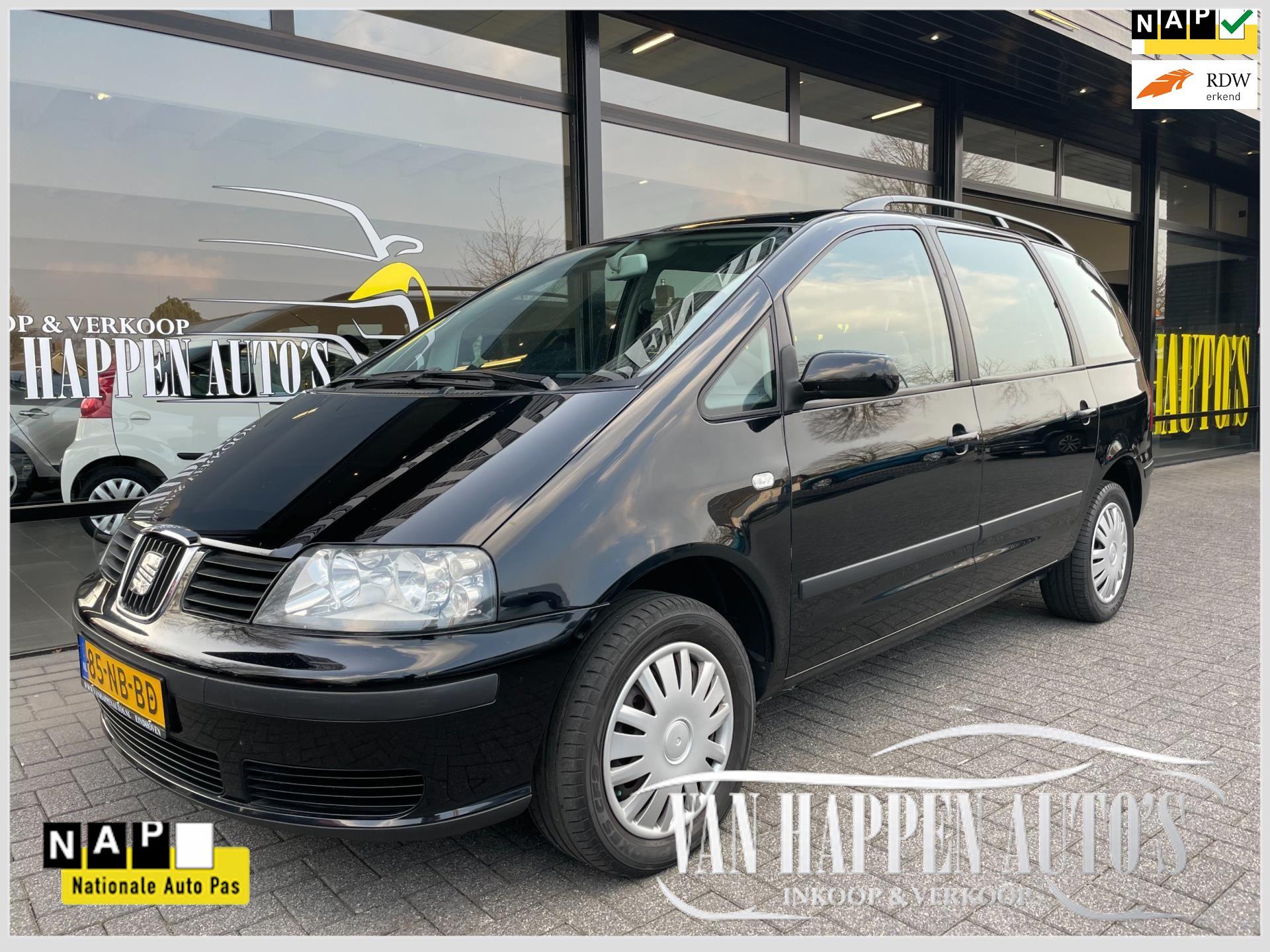 Seat Alhambra occasion - Van Happen Auto's