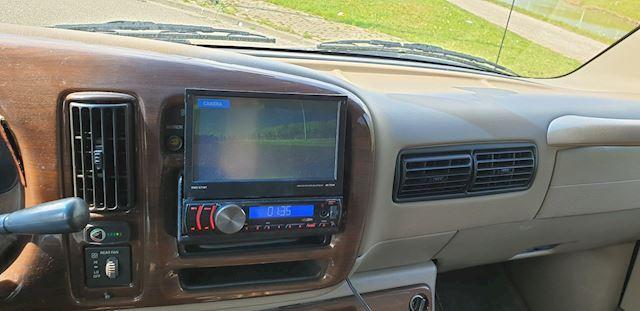 Chevrolet Chevy Van CHEVY VAN /GMC G1500 Camper met LPG G3 b.j 2002