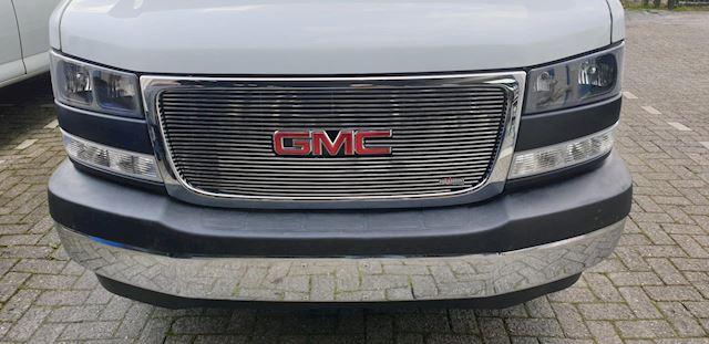 Chevrolet USA  Chevy Van Camper met 6.0 V8 met 350 Pk