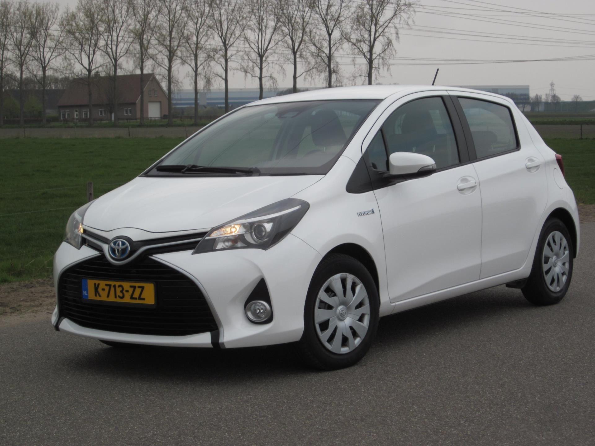 Toyota Yaris occasion - Auto4Motion