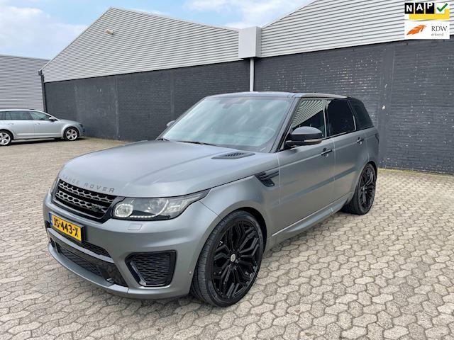 Land Rover Range Rover Sport occasion - City Cars Breda