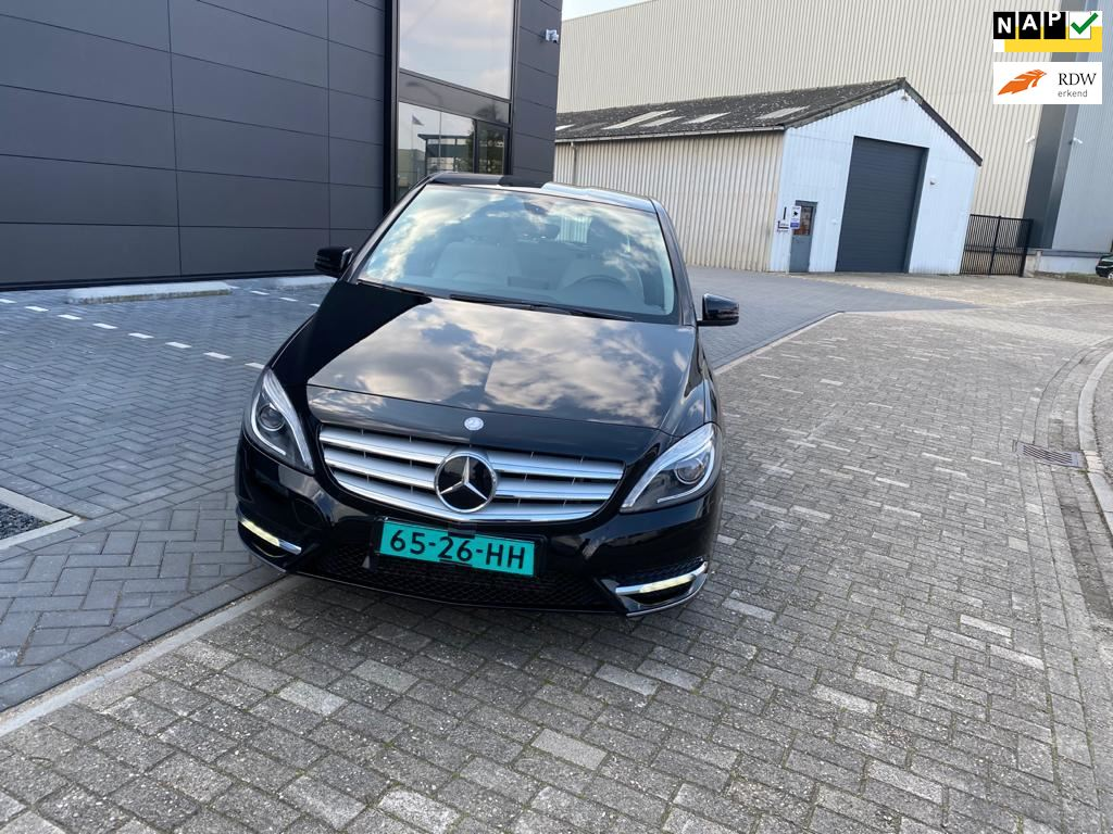 Mercedes-Benz B-klasse occasion - Auto Techno Schamp BV