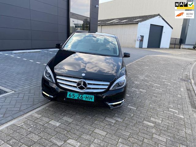 Mercedes-Benz B-klasse B180 Blue Efficiency Sports Tourer