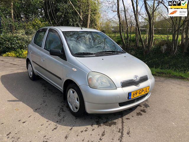 Toyota Yaris 1.3-16V VVT-i Sol automaat, lage km stand, nap