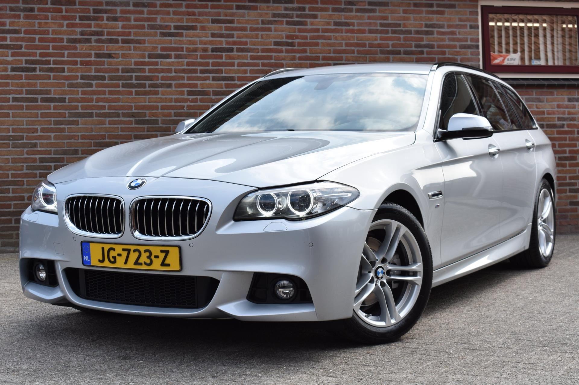 BMW 5-serie Touring occasion - Autobedrijf Prins