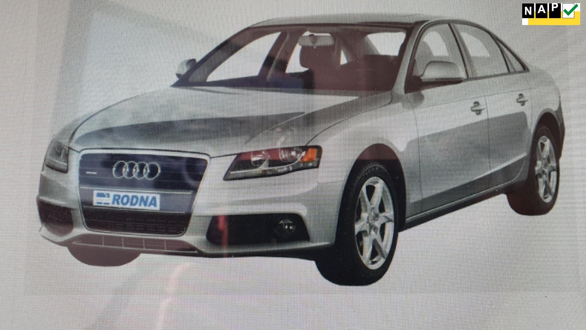 Audi A4 occasion - Terborg Auto's