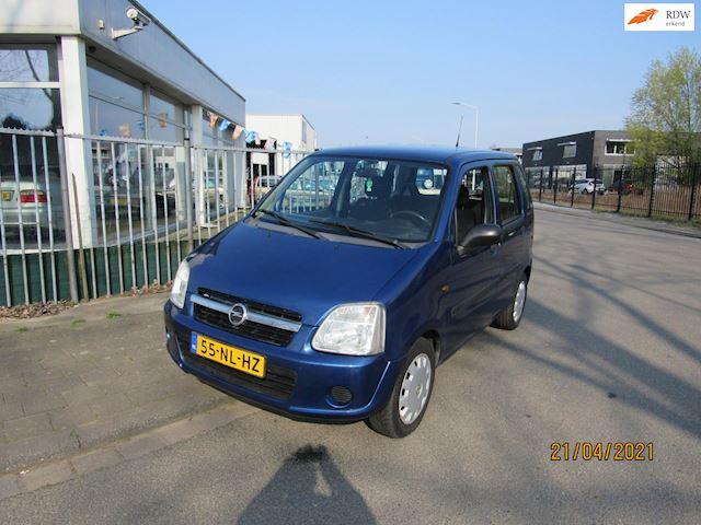 Opel Agila 1.0-12V Essentia stuurbekrachteging