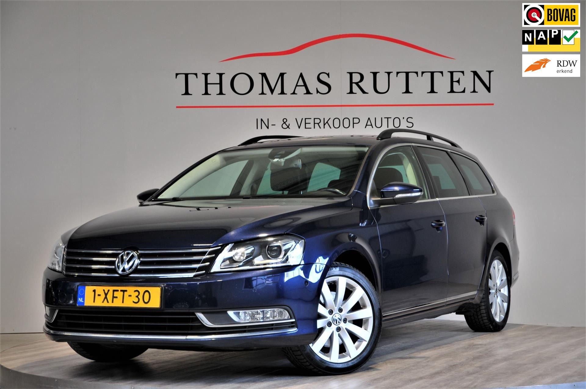Volkswagen Passat Variant occasion - Autobedrijf Thomas Rutten