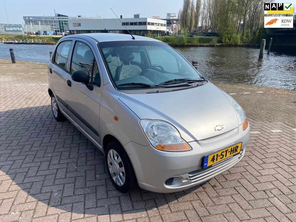 Chevrolet Matiz occasion - ML Cars - 's-Hertogenbosch