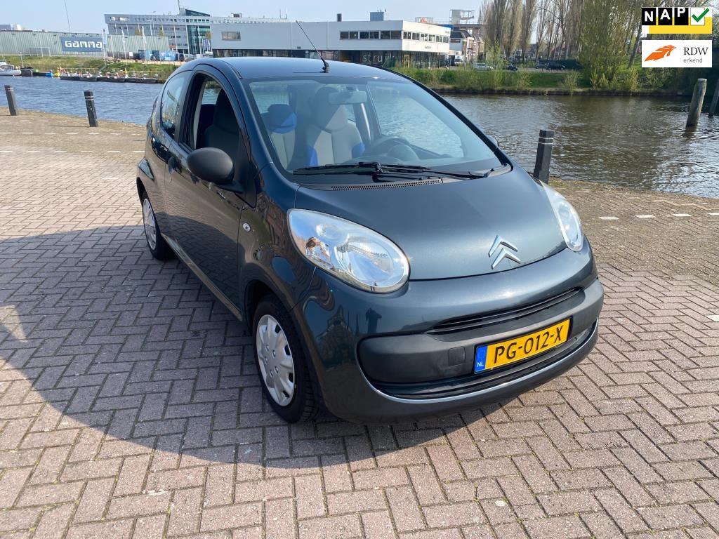 Citroen C1 occasion - ML Cars - 's-Hertogenbosch