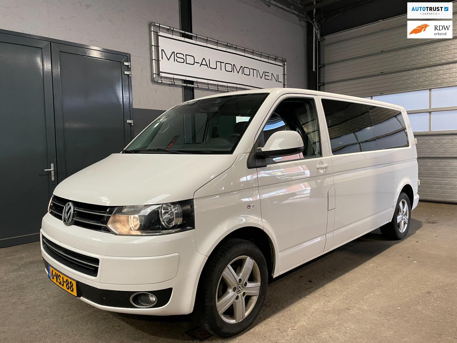 Volkswagen Transporter occasion - MSD Automotive