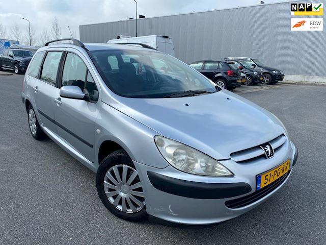 Peugeot 307 Break 1.6-16V XS bj 2004 Airco APK Nieuw !!! Rijd Nieuw !!!!