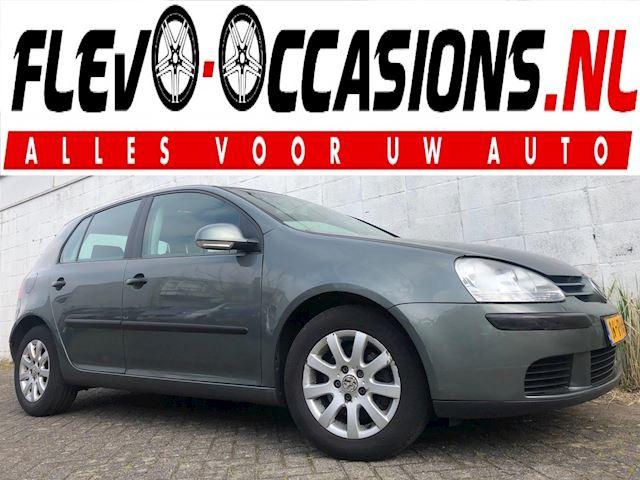 Volkswagen Golf 1.6 FSI Comfortline 5DR NAP APK Airco Cruise Control Elektrische Pakket
