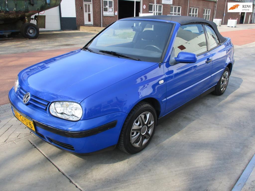 Volkswagen Golf Cabriolet occasion - Autocentrum 2000