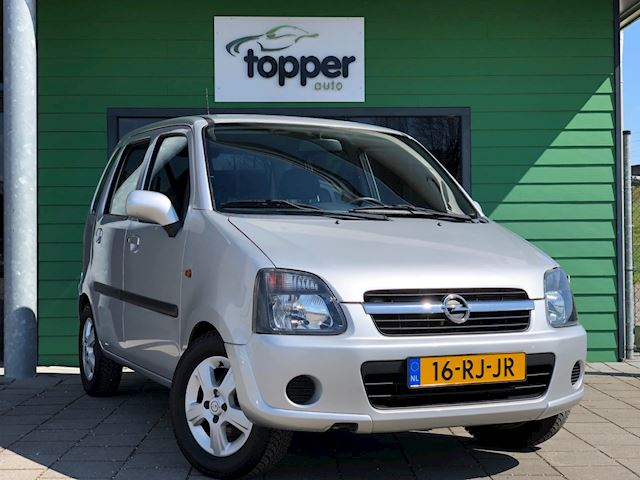 Opel Agila 1.2-16V Maxx / Met Nieuwe APK / Airco /