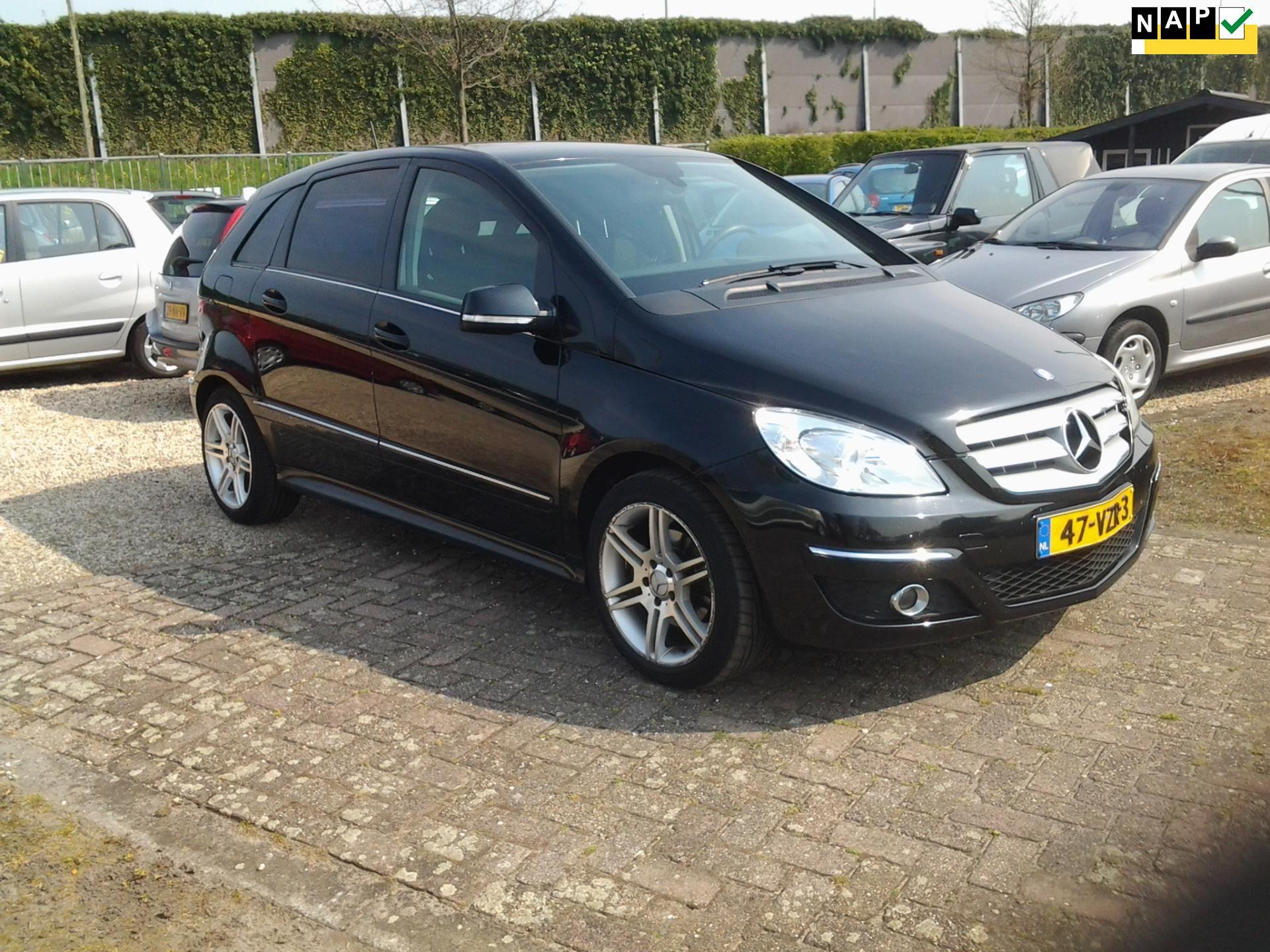 Mercedes-Benz B-klasse occasion - Van der Wielen Auto's