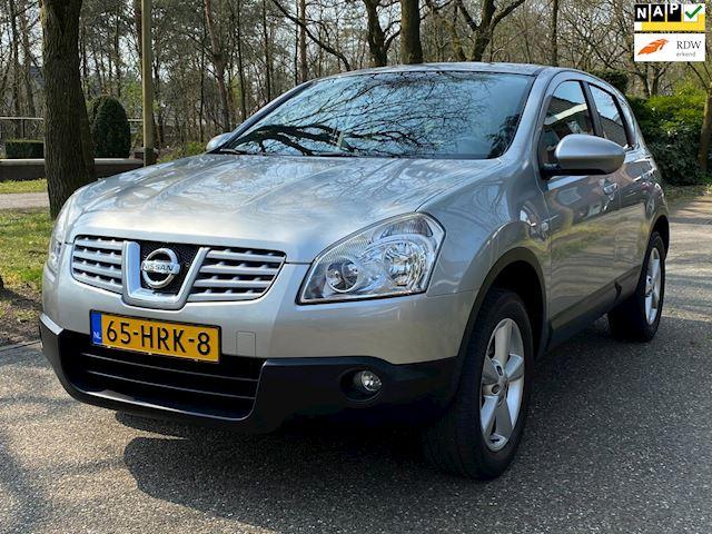 Nissan Qashqai 2.0 Acenta Climate Cruise Pdc 1e Eig 109Dkm