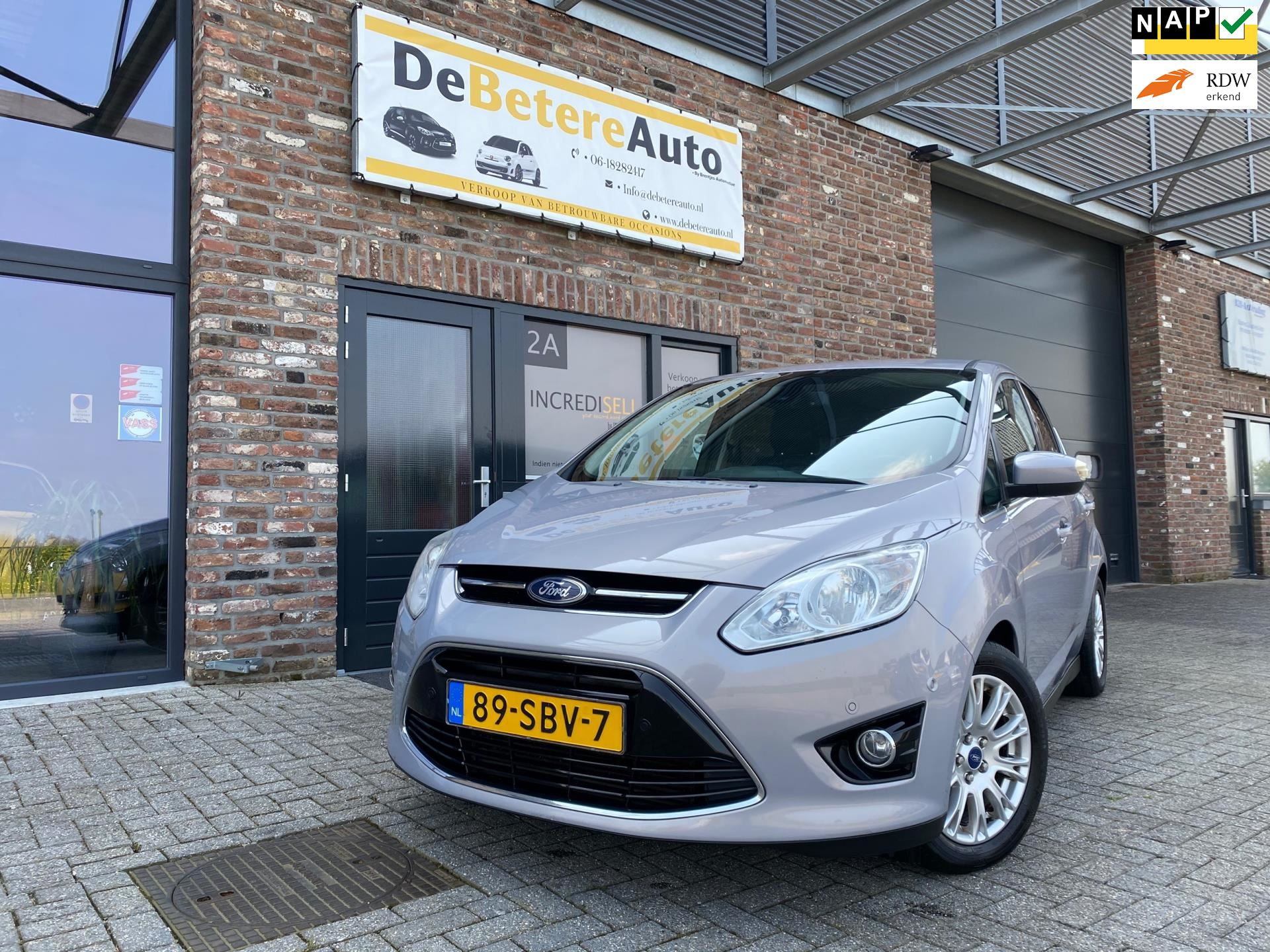 Ford C-Max occasion - DeBetereAuto