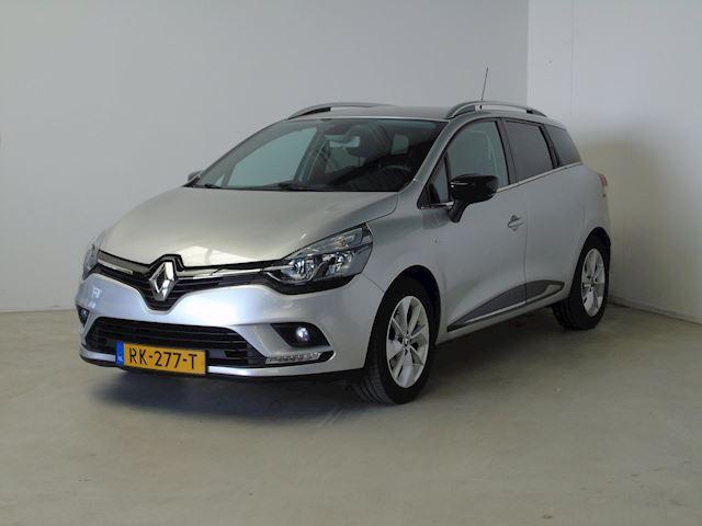 Renault Clio Estate 1.5 dCi Ecoleader Limited Navi Lmv (bj 2017)
