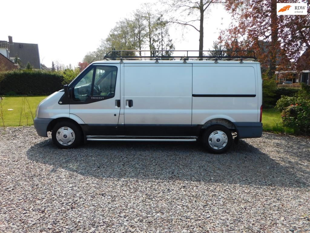 Ford Transit occasion - Dave Mutsters Autoservice B.V.