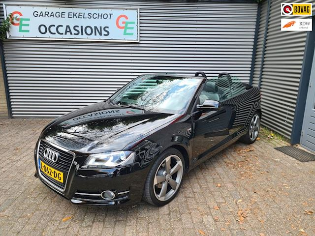 Audi A3 Cabriolet occasion - Garage Ekelschot BV