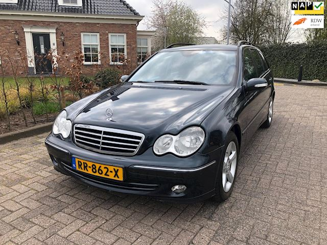 Mercedes-Benz C-klasse Combi 220 CDI Elegance clima apk 19-04-2022