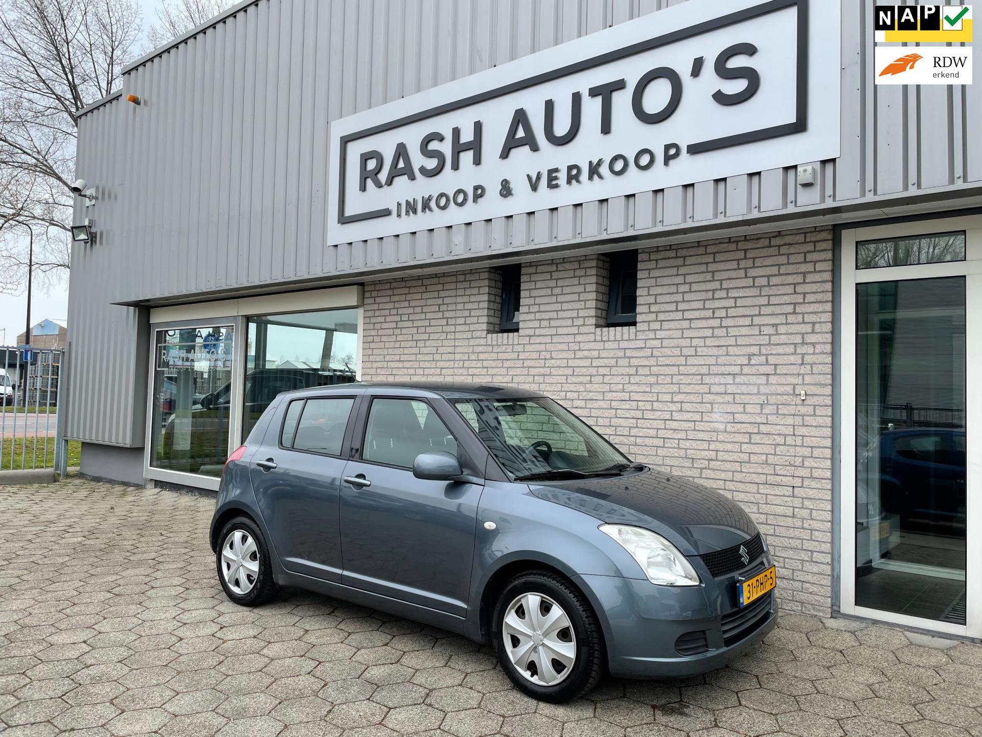Suzuki Swift occasion - RASH AUTO'S