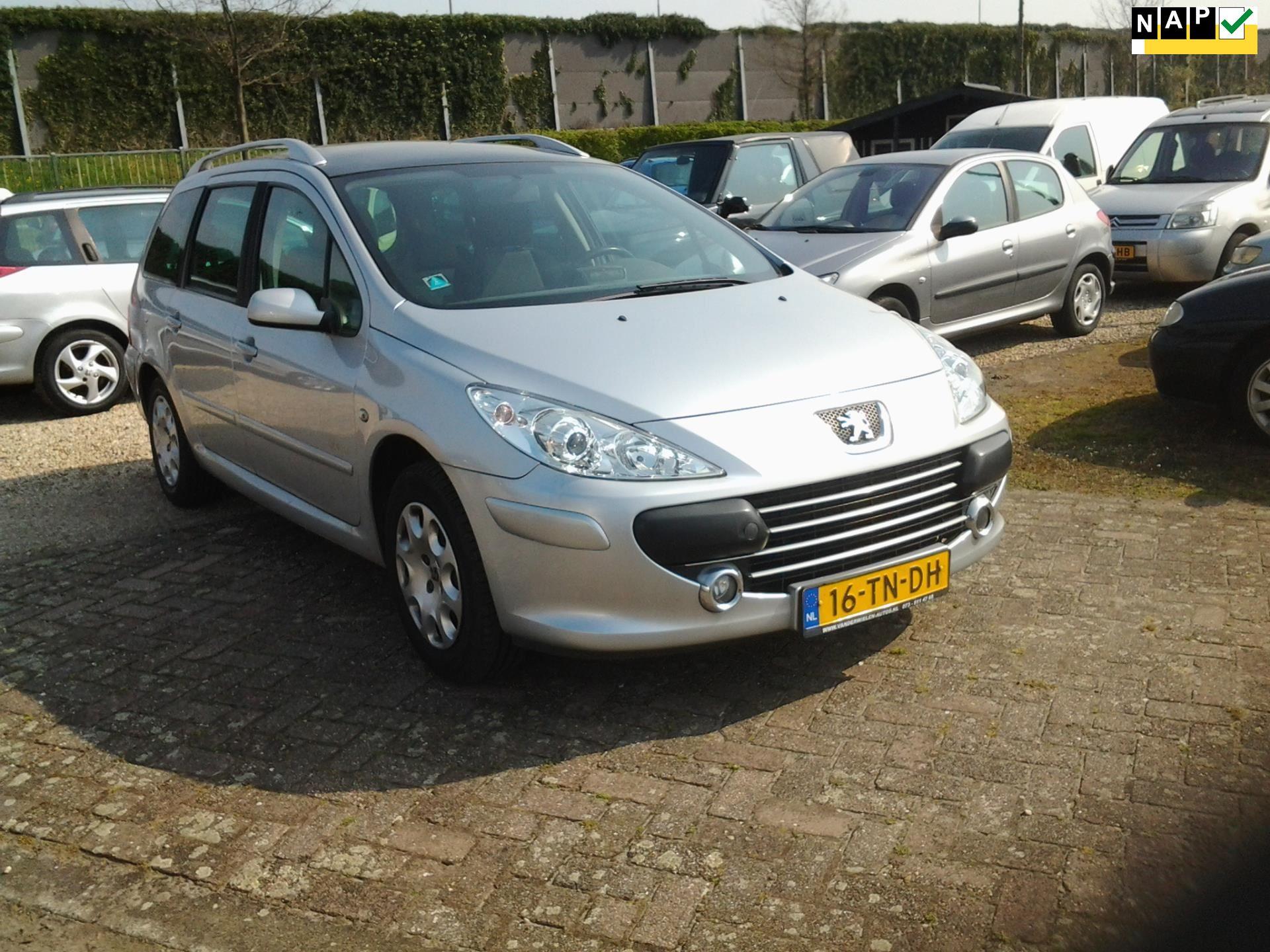 Peugeot 307 SW occasion - Van der Wielen Auto's