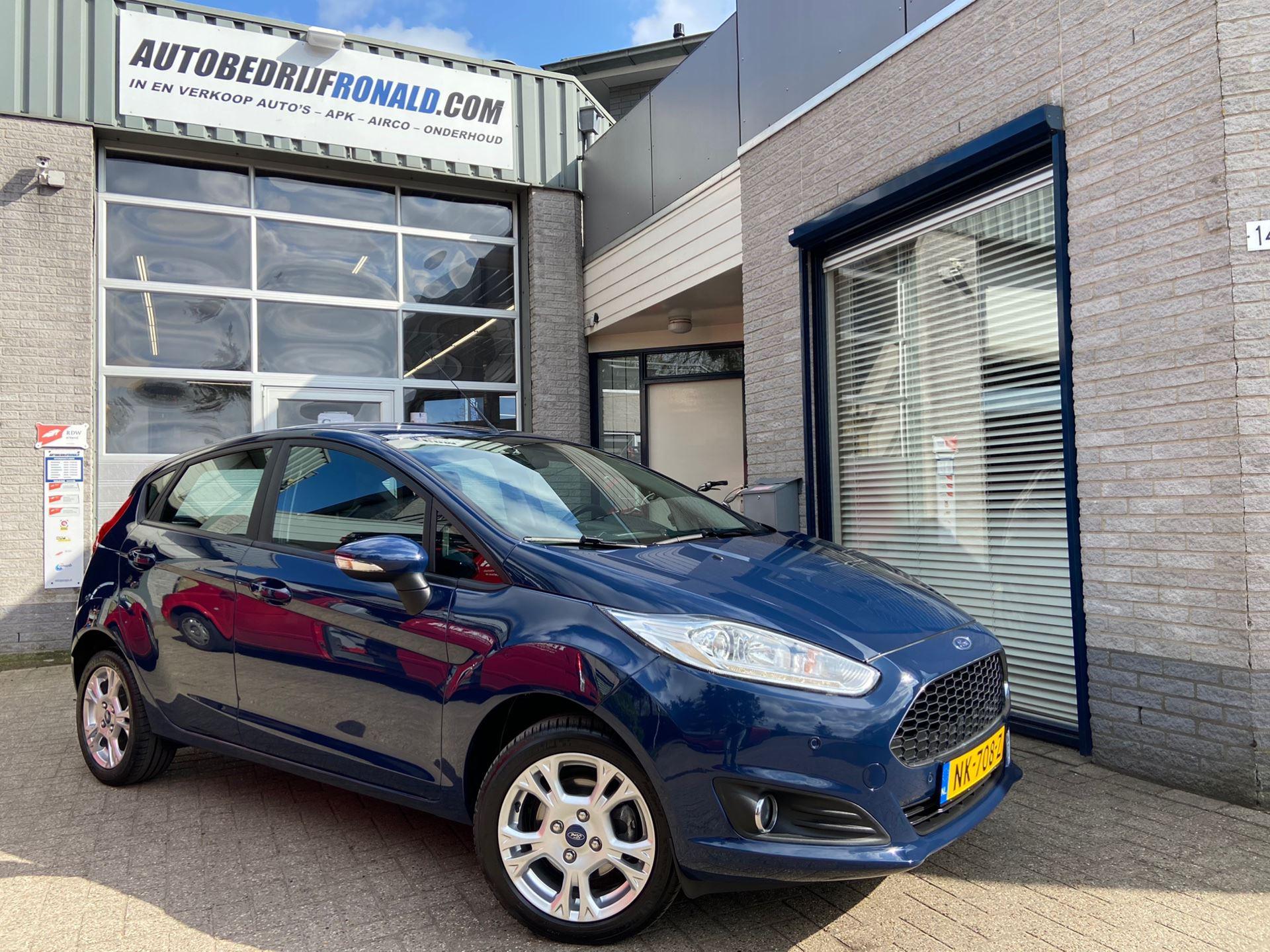 Ford Fiesta occasion - Autobedrijf Ronald