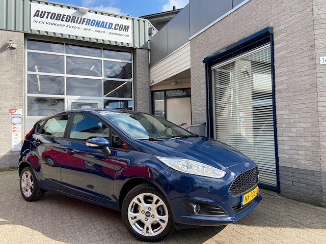 Ford Fiesta 1.0 Style Ultimate Navigatie/Cruise/Airco/Lmv/1Ste Eigenaar