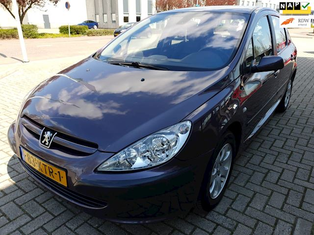 Peugeot 307 1.6-16V XSI zeer netjes!