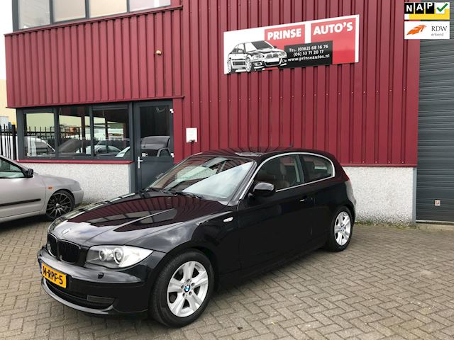 BMW 1-serie 116i Efficiency Dynamics Ultimate Edition