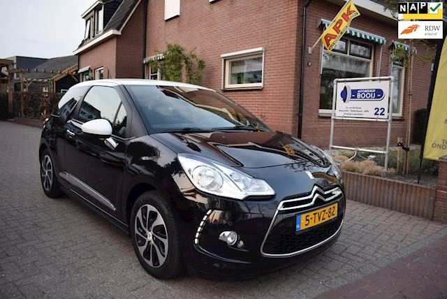 Citroen DS3 1.6 e-HDi So Chic/AIRCO-ECC/NAVI/CRUISE/PDC/NETTE STAAT!