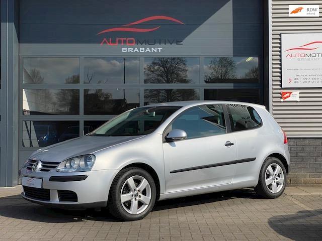 Volkswagen Golf 1.4 Trendline Airco LM-velgen Lage kmstand!