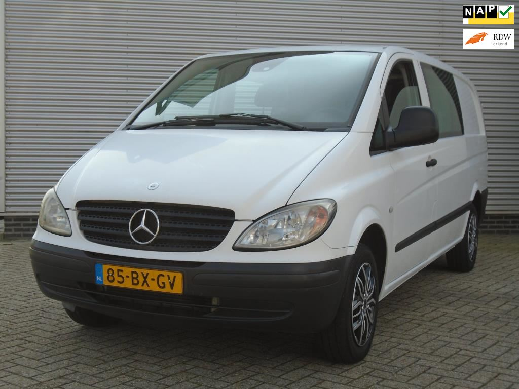 Mercedes-Benz Vito occasion - Zijderveld Auto's