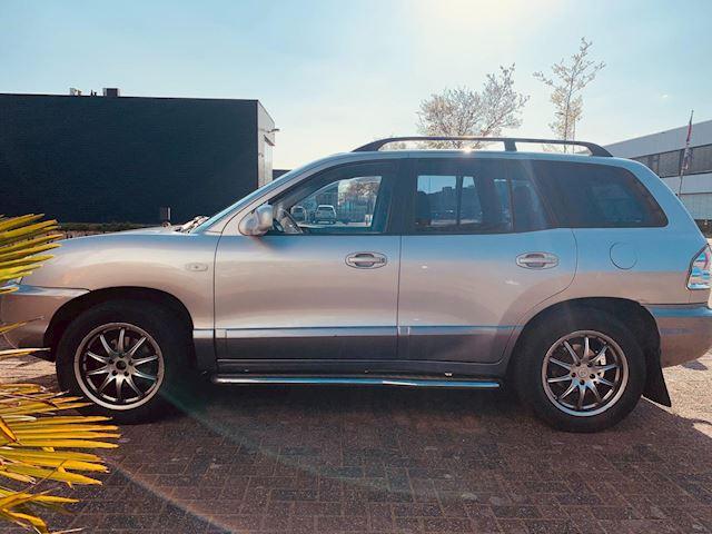 Hyundai Santa Fe occasion - Brabant Auto's