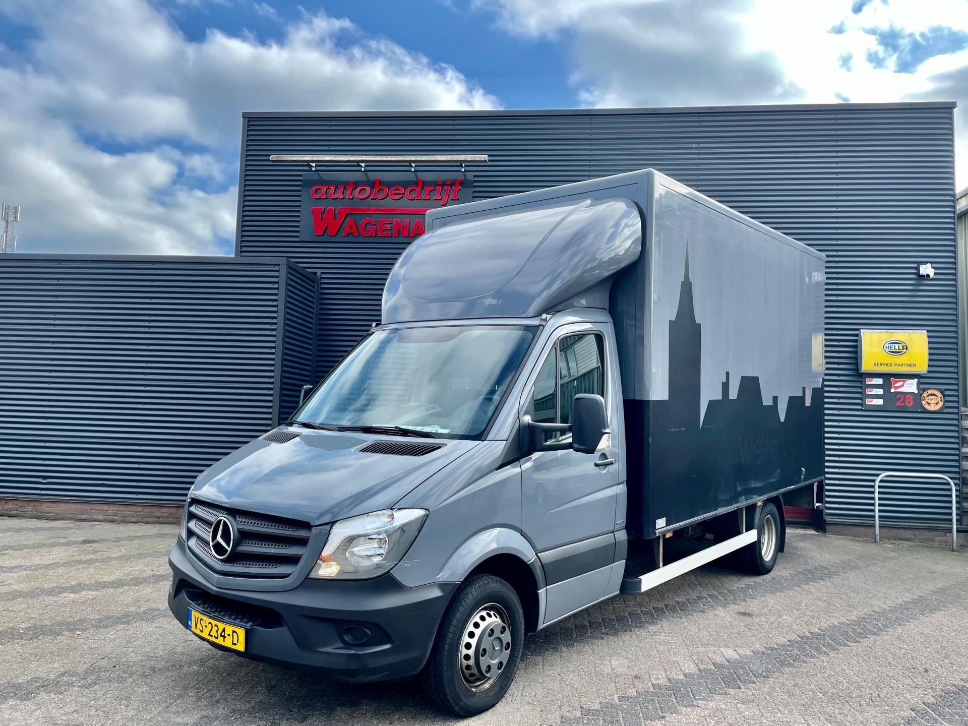 Mercedes-Benz Sprinter occasion - Autobedrijf Wagenaar