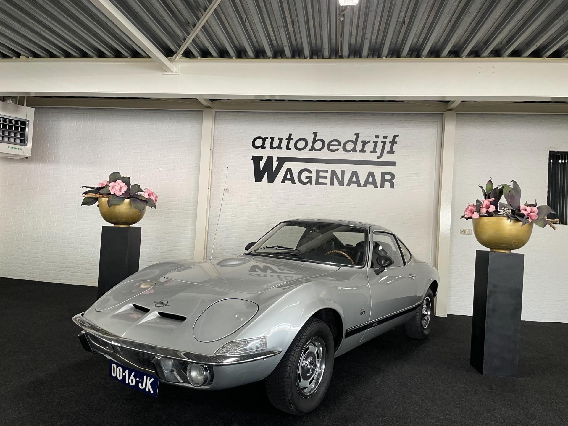 Opel GT occasion - Autobedrijf Wagenaar