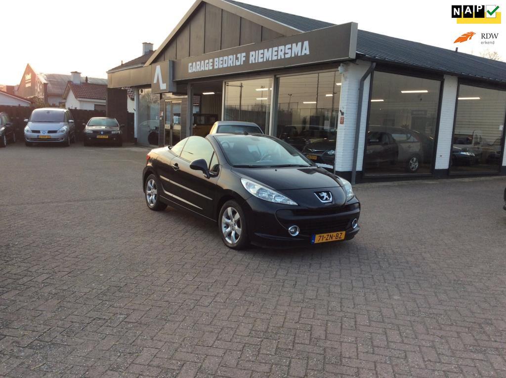 Peugeot 207 CC occasion - Garagebedrijf Riemersma