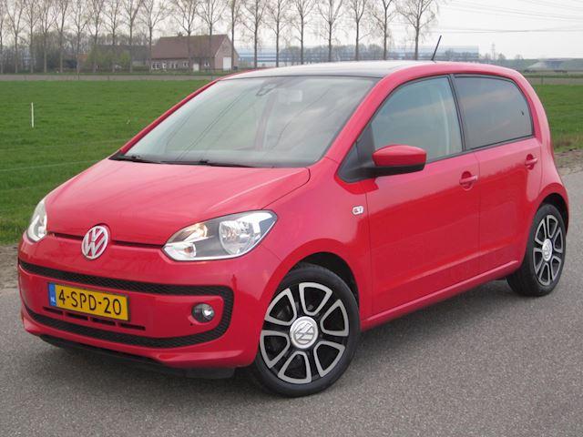 Volkswagen Up! 1.0 high up! BlueMotion Airco/Navi/Pano/Schuifdak/PDC