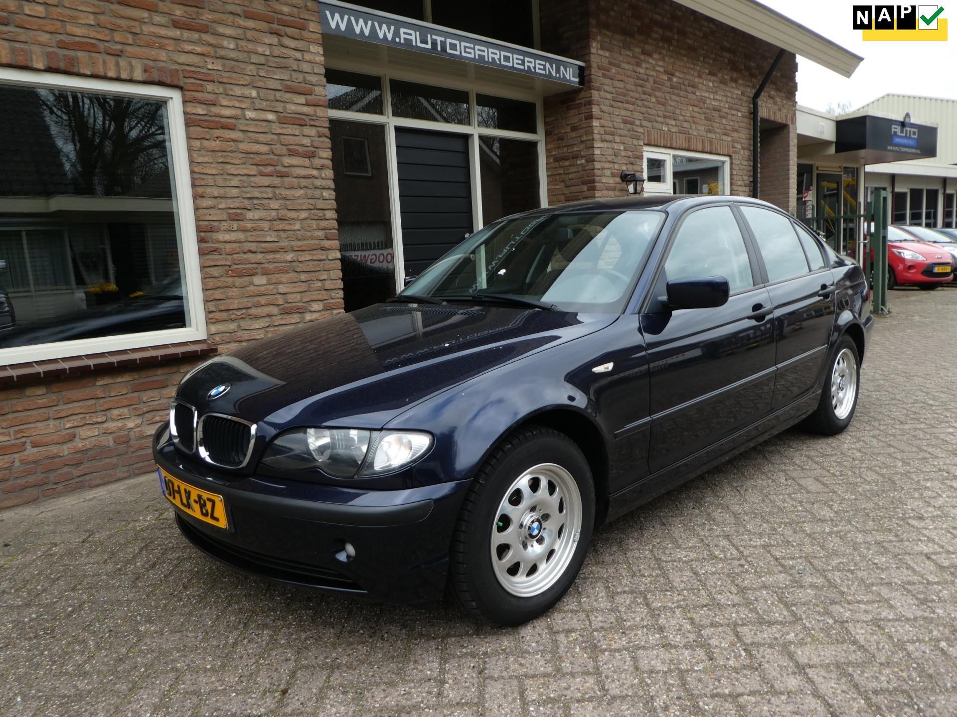 BMW 3-serie occasion - Auto Garderen