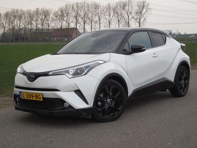 Toyota C-HR 1.8 Hybrid Bi-Tone  Full Option ECC/NAVIG/CAMERA/ADDAP CR Conrol