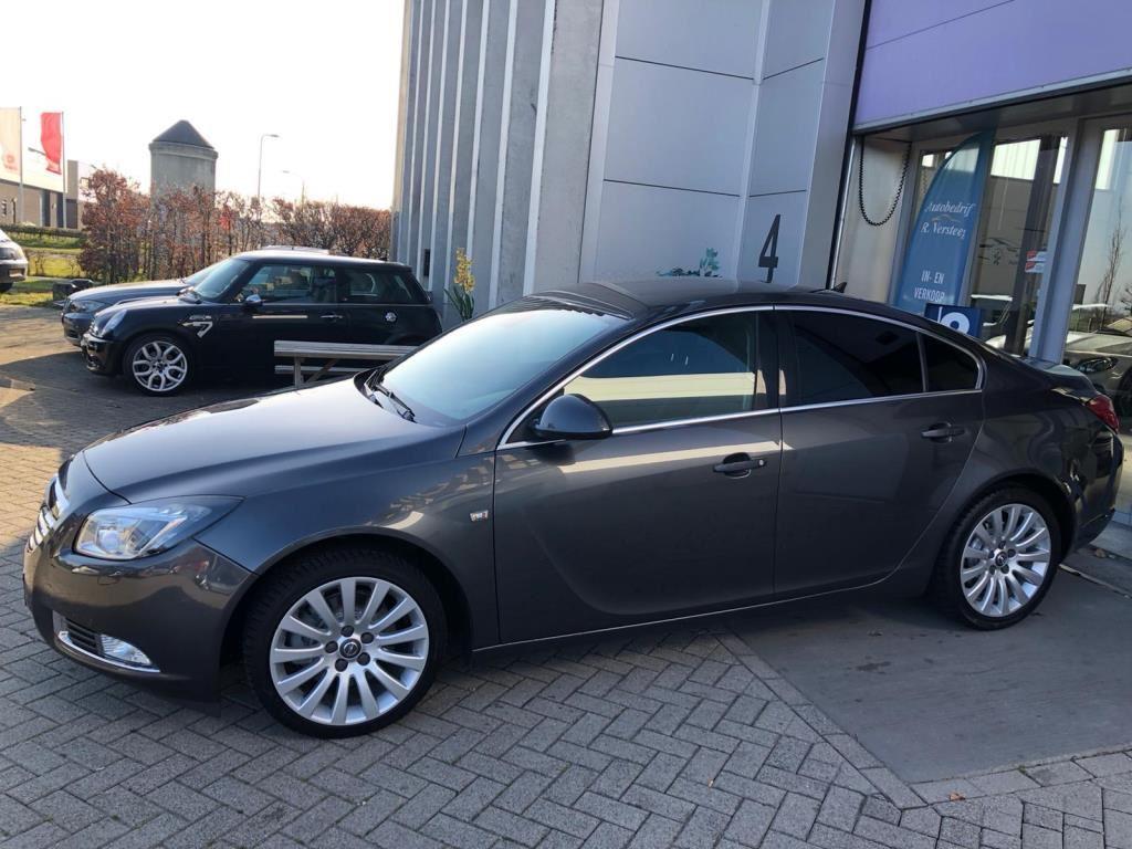 Opel Insignia occasion - Autobedrijf R. Versteeg