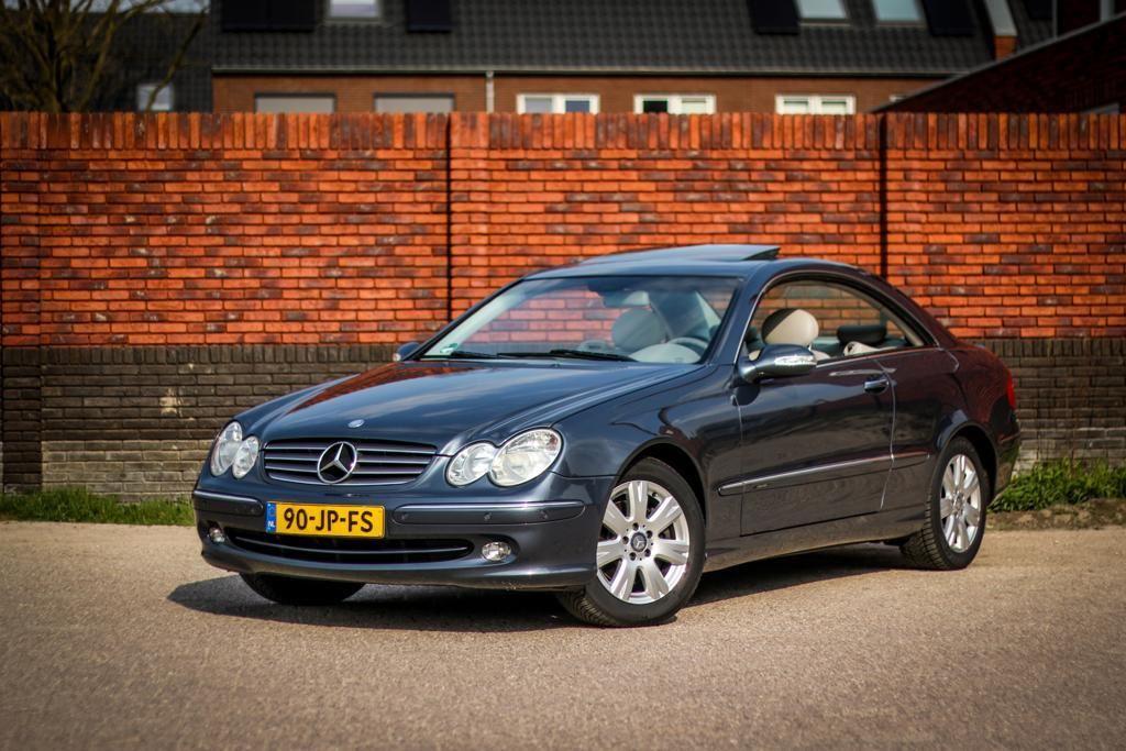 Mercedes-Benz CLK-klasse Coupé occasion - KriekCars