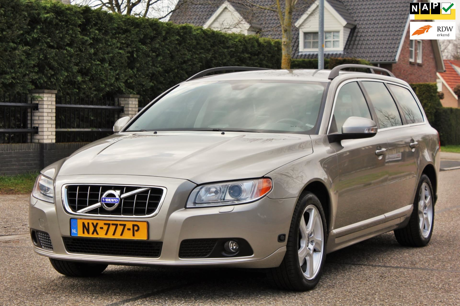 Volvo V70 occasion - Auto Punt Wijchen