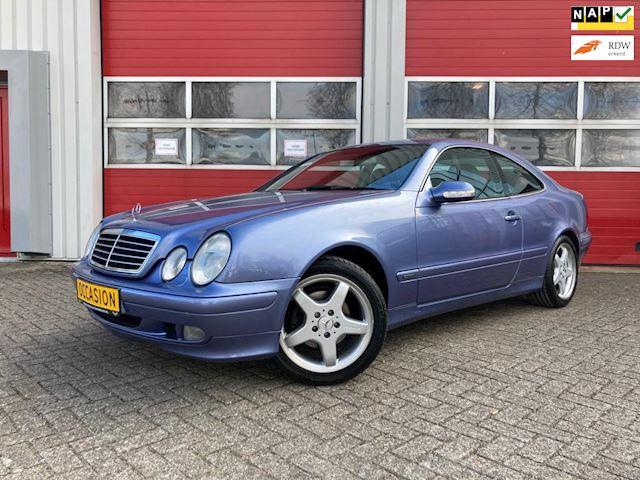 Mercedes-Benz CLK-klasse Coupé 200 Kompressor Automaat Designo / Elegance