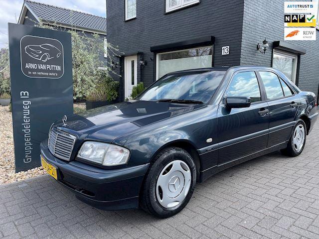 Mercedes-Benz C-klasse 220 D 1e Eigenaar!