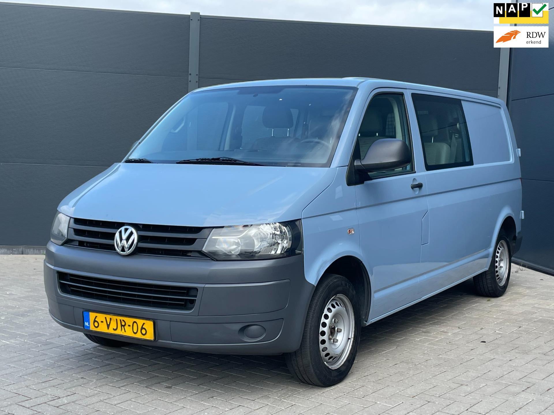 Volkswagen Transporter occasion - Van den Brom Auto's